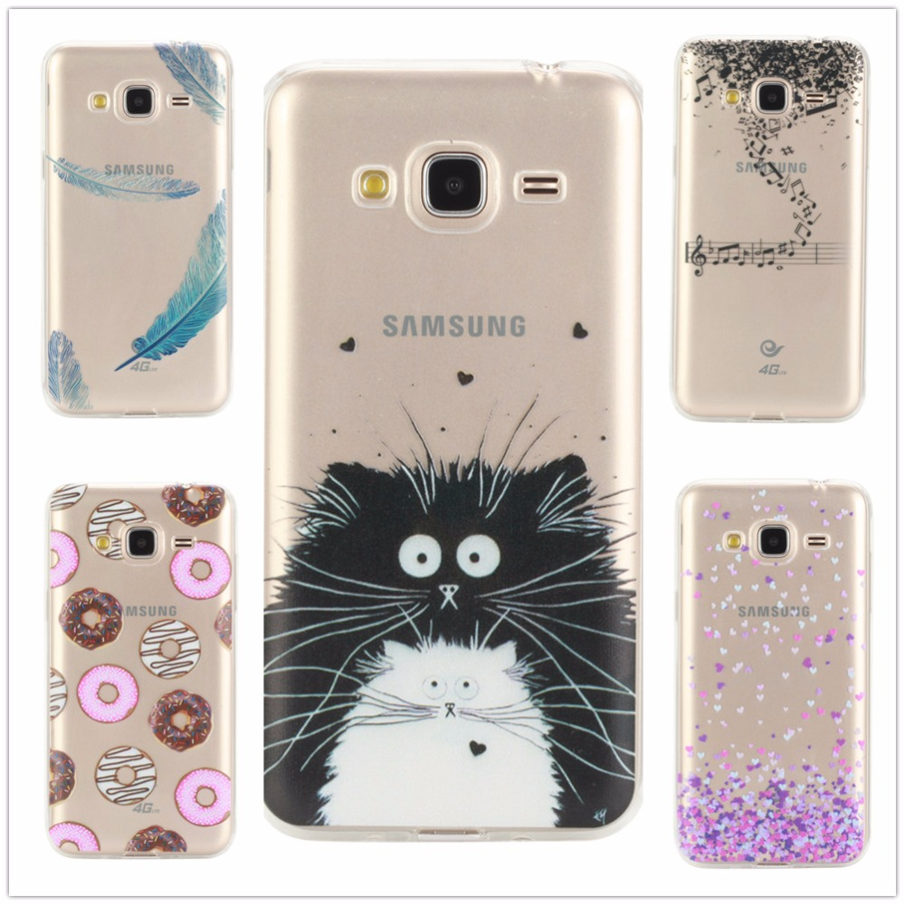 for samsung galaxy j3 case cover silicone tpu for coque. Black Bedroom Furniture Sets. Home Design Ideas
