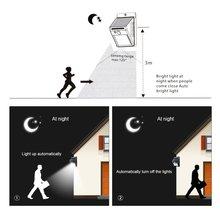 1Pcs High Quality LED Solar light PIR Motion Sensor LED Bulb IP65 Waterproof Outdoor LED lamp for Garden Passway lighting