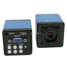 Big sale Free Shipping 2.0MP 1/3 inch Sensor Digital Industry Microscope Camera VGA Outputs Mobile Phone Tablet Repair