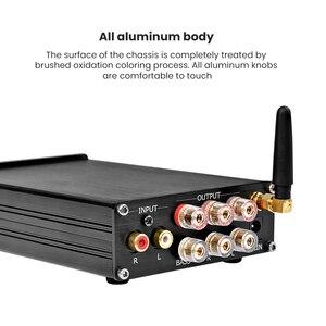 Image 4 - AIYIMA ミニ Amplificador Bluetooth 5.0 出力サブウーファーアンプ 2.1 TPA3116 クラス D デジタルハイファイ発熱オーディオホームアンプ