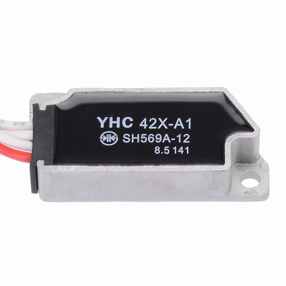 MAYITR Motorcycle Voltage Rectifier Regulator for Yamaha XV 535 1100 XV 700 750 VIRAGO VMX 1200 V-MAX