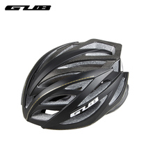 GUB SV9 X Bicycle Helmet Upgrade Carbon Fiber Empennage Ultralight Integrally-molded Road Cycling  Mountain Bike Racing Safe