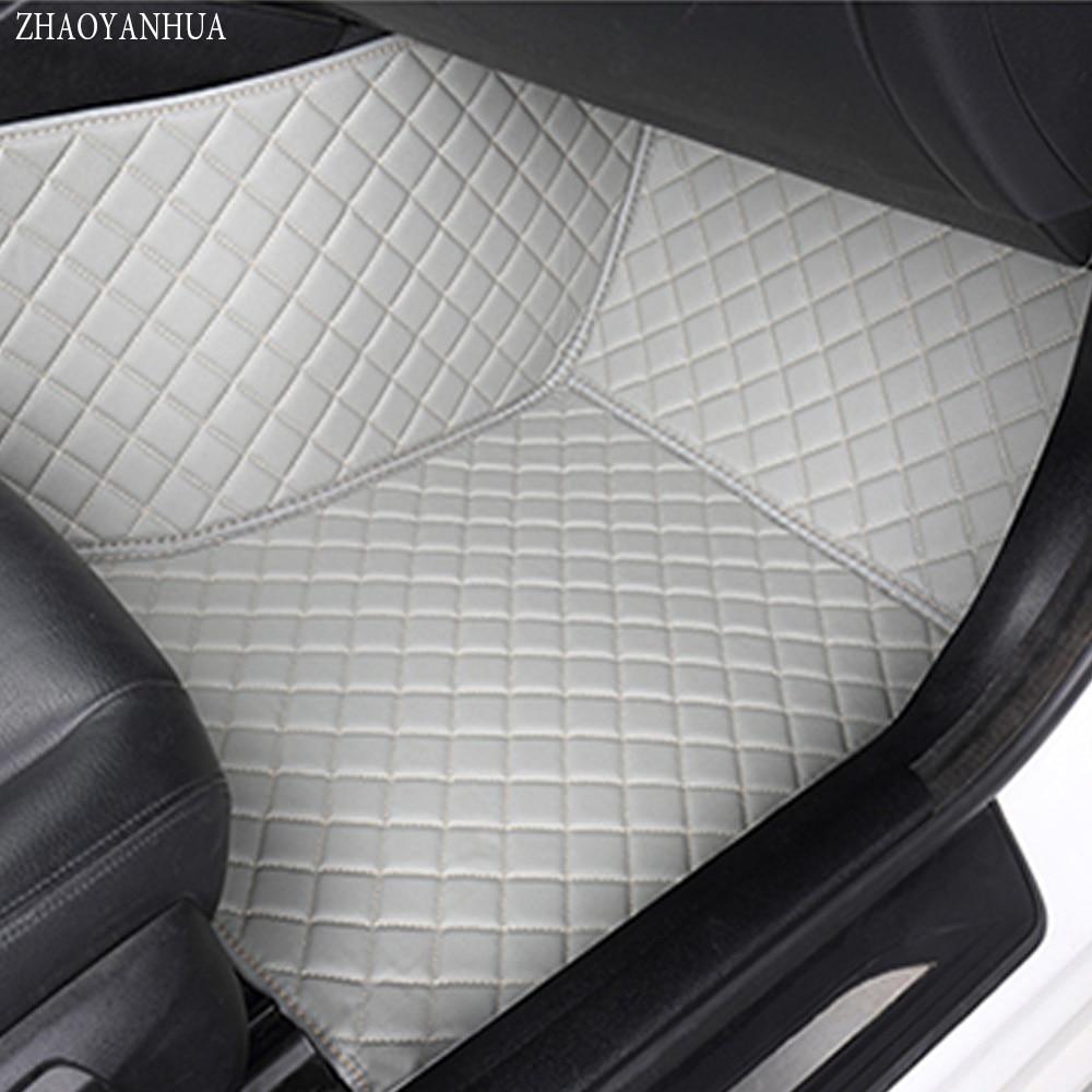 ZHAOYANHUA car floor mats made for Kia Soul K7 Cadenza 5D heavy duty foot case anti slip car-styling carpet rugs liners (2010-)ZHAOYANHUA car floor mats made for Kia Soul K7 Cadenza 5D heavy duty foot case anti slip car-styling carpet rugs liners (2010-)