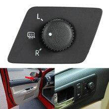 Автомобиль сбоку Зеркало заднего вида переключатель регулировки Управление ручку с тепловым для VW Polo
