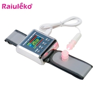 Physiotherapy Apparatus 650nm diode laser/light therapy low level laser therapy LLLT for diabetes hypertension massage therapy
