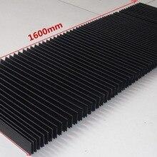 Custom T7 flat bellows -H=20 mm, W=200 mm , L= 1600 mm