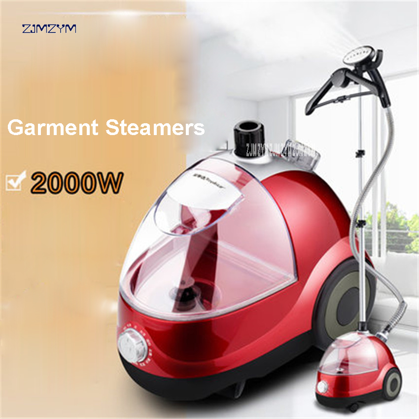 220V Electric Garments Steamer Steam Iron Steam Brush Clothes Ironing  High-power ironing clothes hang hot machine home RS-GT201 portable garment steamer 1000w handheld clothes steam iron machine steam brush mini household ironing for for fabrics clothes