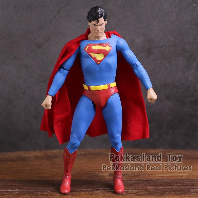 "NECA DC Comics Batman Superman The Joker PVC Action Figure Collectible Toy 7/"""