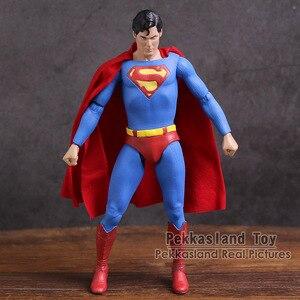 """Image 3 - Neca Dc Comics Batman Superman De Joker Pvc Action Figure Collectible Toy 7 """"18Cm"""