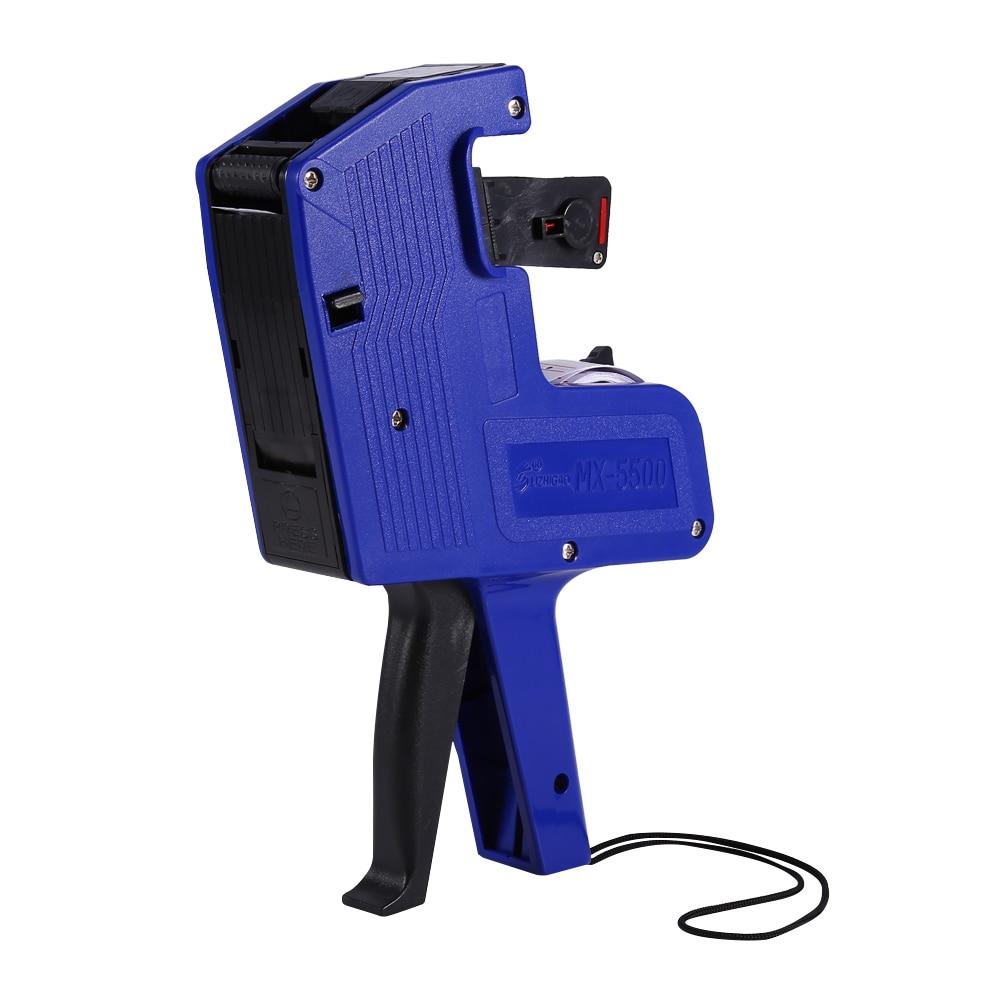 Пистолет для этикеток 8