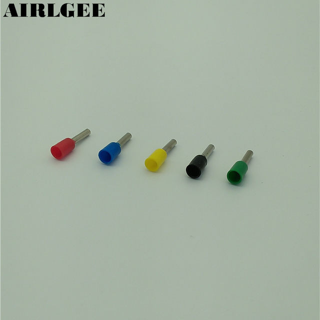 Online Shop 200 Pcs 1.5mm2 E1508 Tube Pre Insulated Wiring Ferrule ...