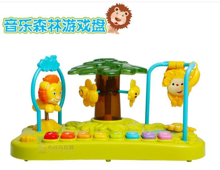 Musique éducatif apprentissage Animal clavier développement enfant musique jouet pour bébé Mini Piano jouet - 3