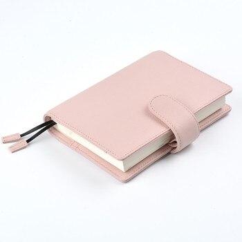 Новое поступление, записная книжка из натуральной кожи А6, ежедневник, ежедневник, дневник, канцелярские принадлежности, небольшой блокнот, ...