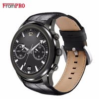 FROMPRO Android 5.1 3G Bluetooth Smartwatch X5 Smart Air Montre Ram 2 GB/Rom 16 GB MTK6580 Quad Core Watchphone pour Andorid/IOS