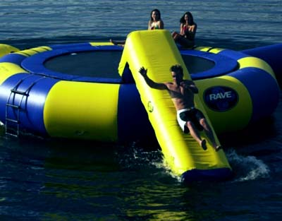 inflatable sport park