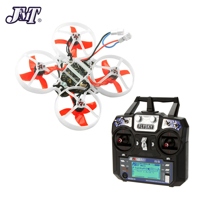 JMT Mobula7 75mm Bwhoop Crazybee F3 Pro OSD 2 S FPV Racing Drone Quadcopter Mise À Niveau BB2 ESC 700TVL BNF avec Flysky FS i6 TX