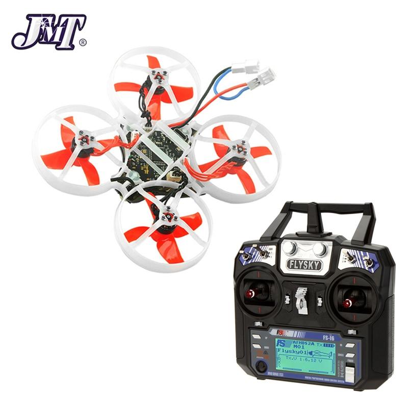 JMT Mobula7 75mm Bwhoop Crazybee F3 Pro OSD 2 S FPV Racing Drone Quadcopter Upgrade BB2 ESC 700TVL BNF mit Flysky FS i6 TX