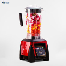 A1100 Aistan Brand Blender for Kitchen Juice Maker Powerful Food Mixer with Timer LCD Control Panel 2 Liters BPA FREE(China)