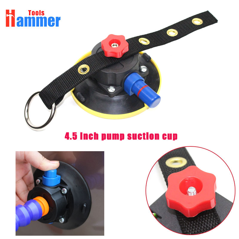 Suction Cup Dent Puller Vacuum Mounting Suction Cup Dent Remover, Lifter for glass, Mirror. фаллоимитатор dong with suction cup 6 5 телесный