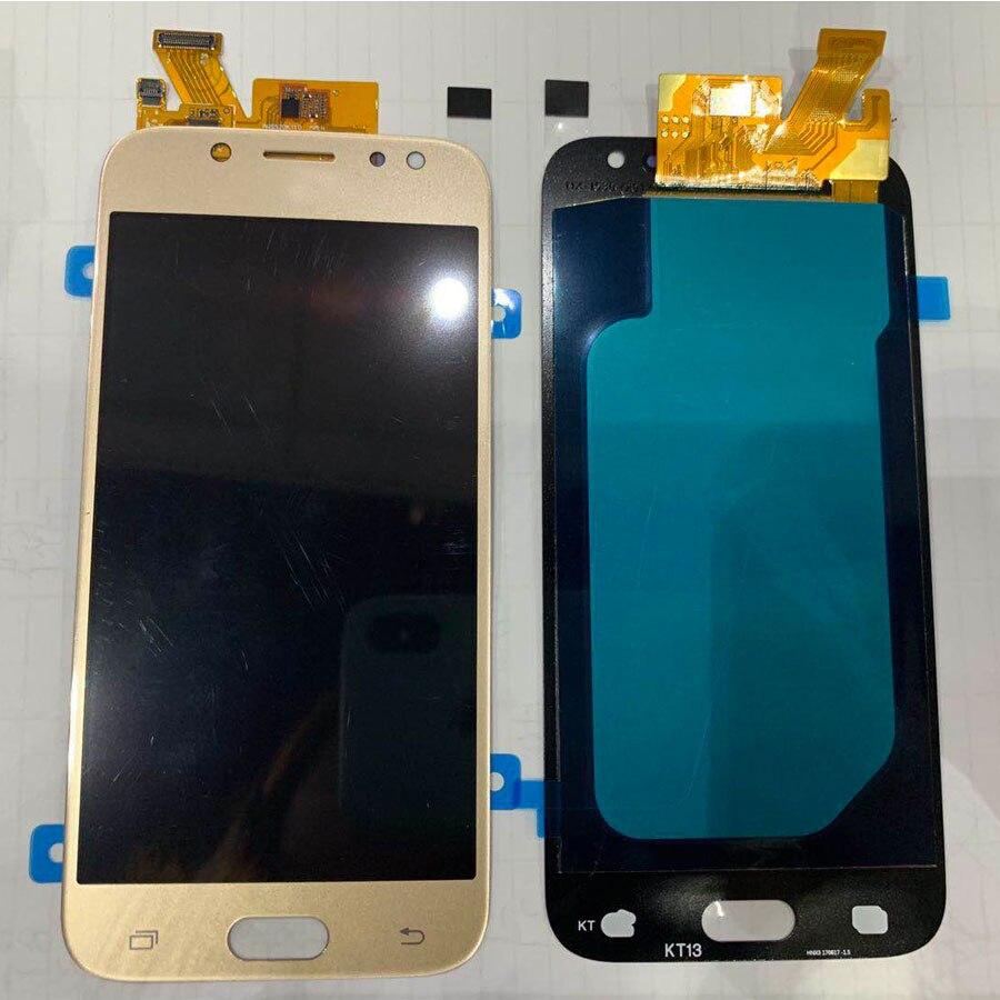 Affichage AMOLED pour Samsung Galaxy J5 Pro 2017 J530 SM-J530F J530M LCD écran tactile numériseur assemblée