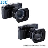 JJC Black Square Camera Lens Hood 62mm for FUJINON LENS XF 23mm F1.4 R/XF 56mm F1.2 R/XF 56mm F1.2 R APD Replaces LH XF23