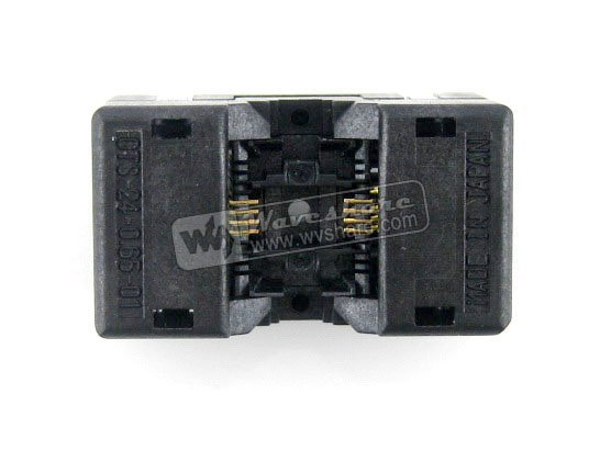 все цены на  SSOP8 TSSOP8 OTS-8(24)-0.65-01 Enplas IC Test Burn-in Socket Programming Adapter 0.65mm Pitch 4.4mm Width  онлайн