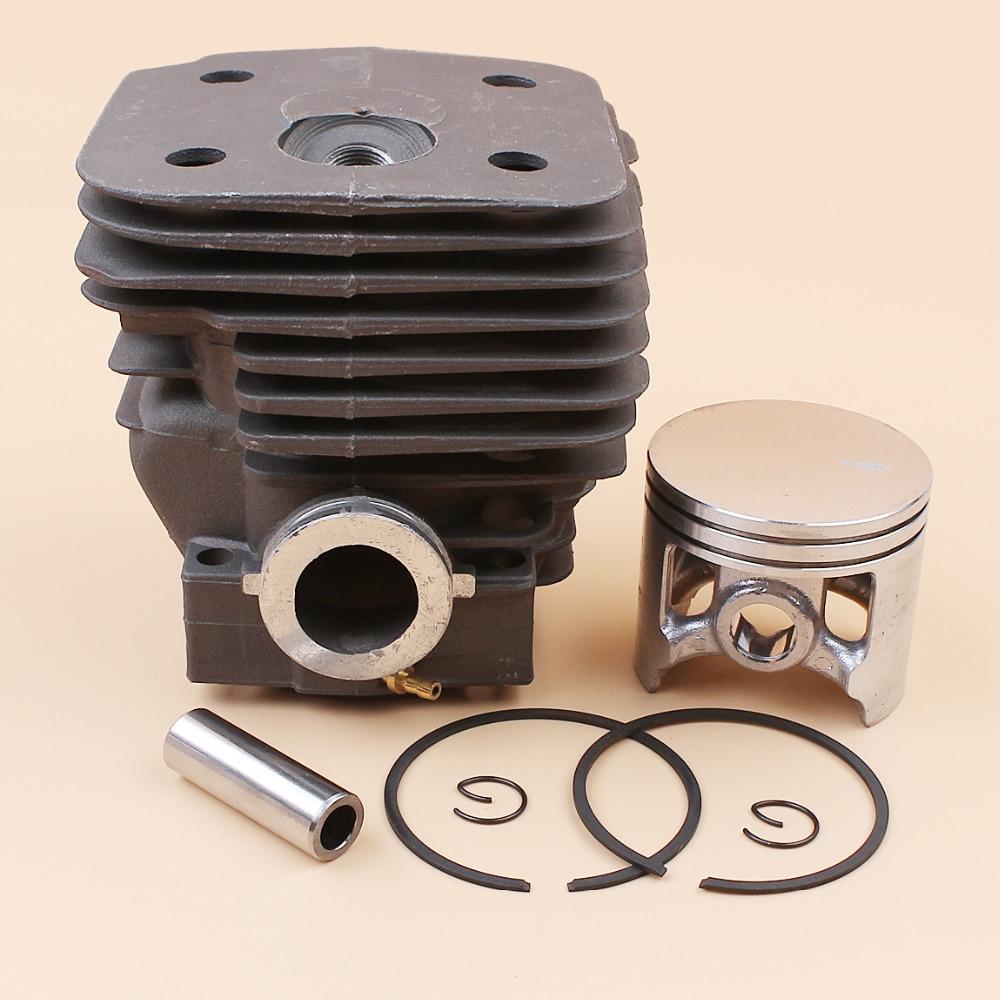56mm Cylinder Head Piston Kit Fit HUSQVARNA 395 XP 395XP 503993971 Chainsaw Engine Motor Parts 13mm Pin