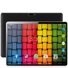 10,1 дюймов, планшетный ПК, четыре ядра, мощный Android 7,0, 4 Гб ОЗУ, 64 Гб ПЗУ, ips, две sim-карты, вкладка для звонков, телефон, ПК, планшеты