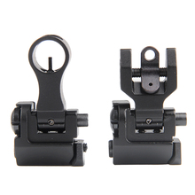 Tactical Rear Sight Front Black Color for Hunting Airsoft Gun Accessories RL27-0008