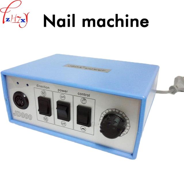 Eléctrica uñas máquina de pulido de uñas mini máquina de quitar la ...