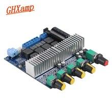 Ghxamp TPA3116 2.1 Siêu Trầm Bluetooth Bộ Khuếch Đại Âm Thanh Kỹ Thuật Số Ban 50W * 2 + 100W Bass AUX Cho 2.1 loa Bluetooth Tự Làm Mới