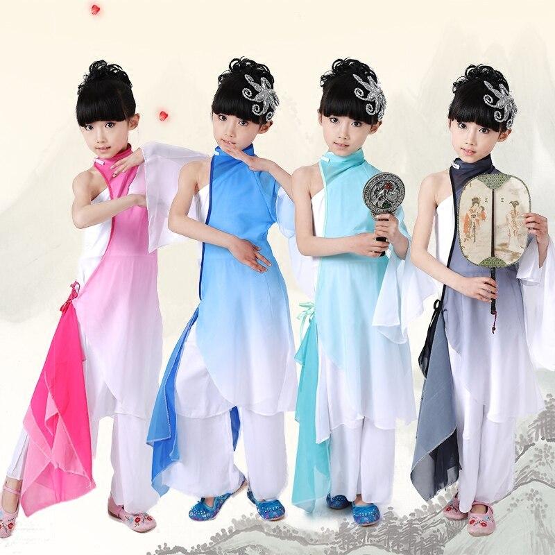 китайский классический танец