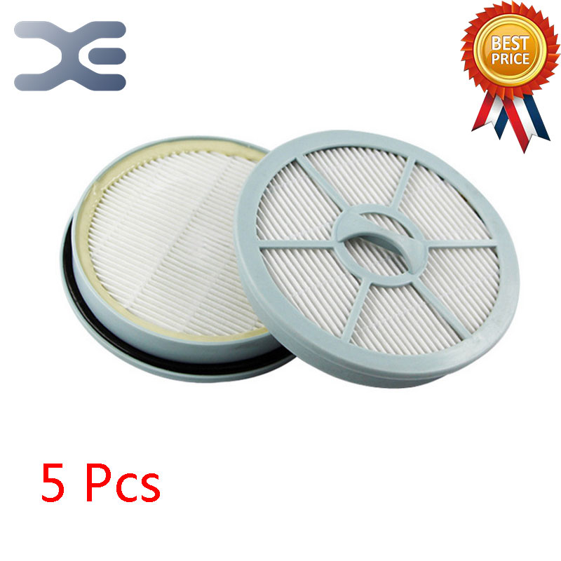 5Pcs Lot High Quality Compatible with For Philips Vacuum Cleaner Accessories Filter Filter FC8208 / 8262/8250 HEPA