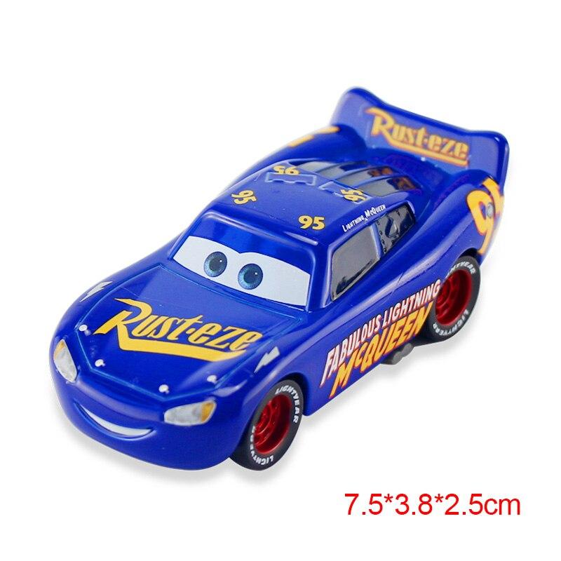 McQueen 3.0 blue