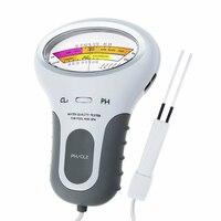 Portable Digital Monitor Ph Water Tester Meter Analysis Chlorine Swimming Pool Test Kit ALI88