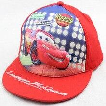 2016 New Kids Baseball Fashion 3D Printing Character Cars Hip Hop Snapback Hats Children Summer Hat adjustable Boys Girls