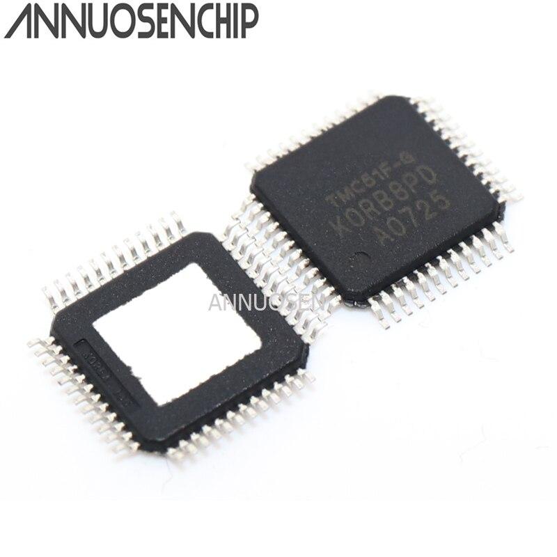 Бесплатная доставка 2 шт TMC51F-G QFP48 TMC51F TMC51F G Новый