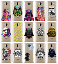 Star Wars Soft TPU Silicone Case Cover For Huawei Mate G 7 8 9 10 Nova 2 Lite Pro Plus