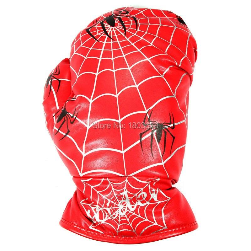 Nieuw stuk Spider Boxing Cover voor Golf Universal Driver 4 kleuren - Golf