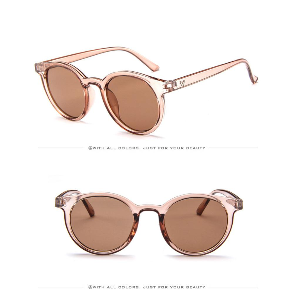 Yfashion Sunscreen Sunglasses Women Fashion Bright Candy colored Lightweight Sunglasses Female in Women 39 s Sunglasses from Apparel Accessories