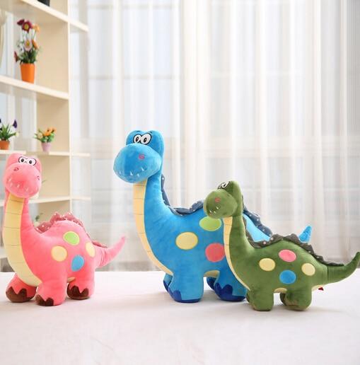 20cm Cute New Animals Dinosaur Plush toy Dolls for Lively Lovely Draogon doll Children Kids Baby Toys Boy Birthday Gift(China)