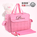 Hot Sale Fashion Large Capacity Baby Diaper Bag Antimicrobial Nappy Bag Mommy Bag Made By High Quality Workmanship