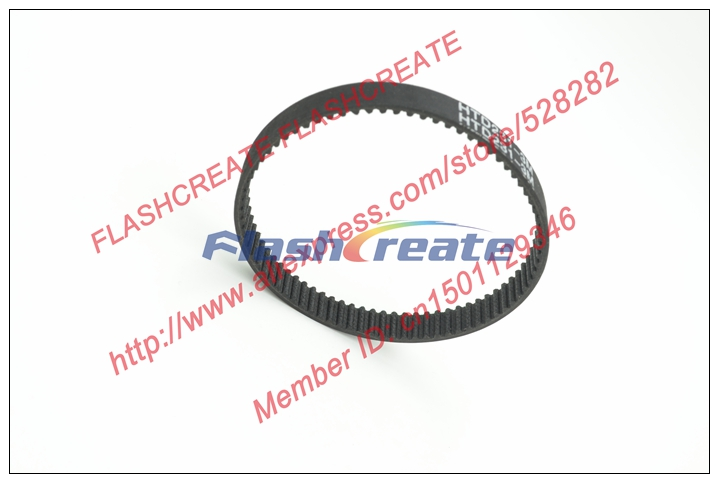 5pcslot HTD3M belt 231 3M 9 timing belt teeth 77 width 9mm length 231mm rubber closed-loop belt 231-3M-9 Free shipping