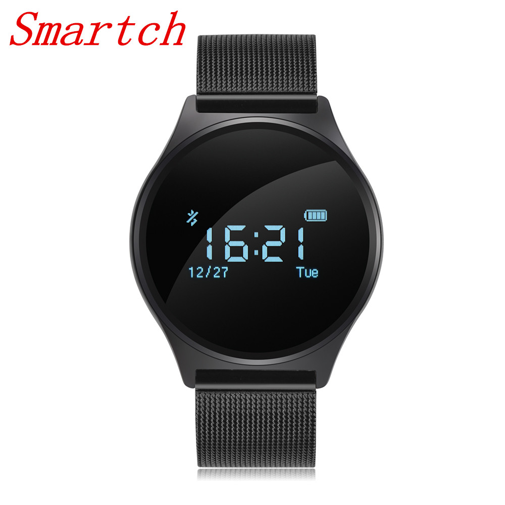 Smartch M7 Smart Watch Bracelet Wristband Multi Language APP Health Tracker Pedometer Heart Rate Monitor for