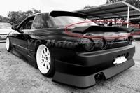 Acessórios do carro De Fibra De Vidro FRP DM Estilo Tronco Spoiler Fit For 1989-1994 R32 GTS GTR Spoiler Traseiro Tronco asa