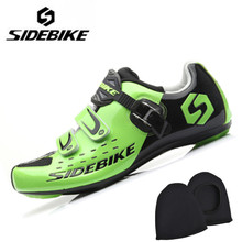 SIDEBIKE Riding Cycling Shoes men off Road 2018 Sapatilha Clismo patillas Breathable chaussures carbone Bicycle Shoes Sneakers