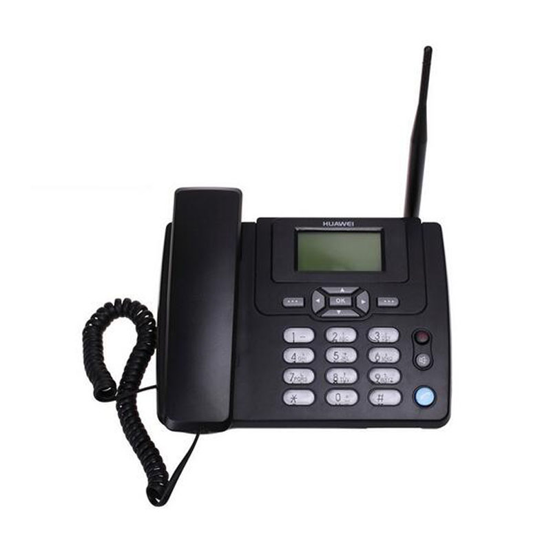 Huaweii ETS3125i Fixed GSM Phone Desk Landline Telephone With FM Radio 900 1800MHz Fixed Wireless Telephone