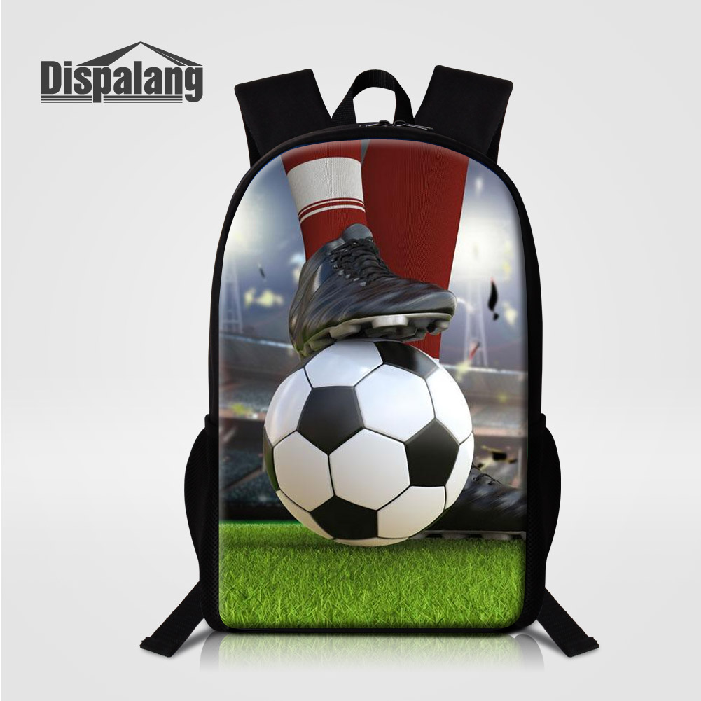 Dispalang Children Cool Schoolbag For Boys Oxford Backpacks In Primary School Soccers Bookbags Mens Daily Daypacks Knapsack Sac