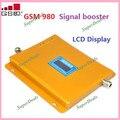 Pantalla LCD NUEVA 65dBi repetidor GSM teléfono Móvil Señal Repetidor, Amplificador de señal, 900 MHz, cubre 1000 metros cuadrados amplificador