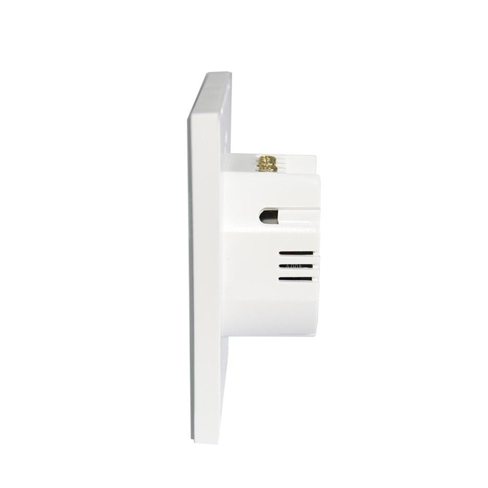 Neo Coolcam Smart Wifi Wall Light Switch 3 Gang Touch Remote Uk Eu Standard Sesoo Control Switches 1 Waywireless